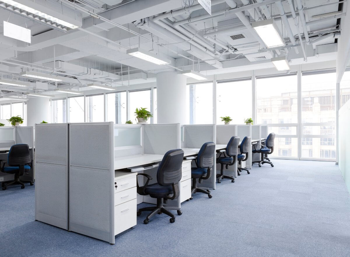 Cubicle Installation Furniture Assembly